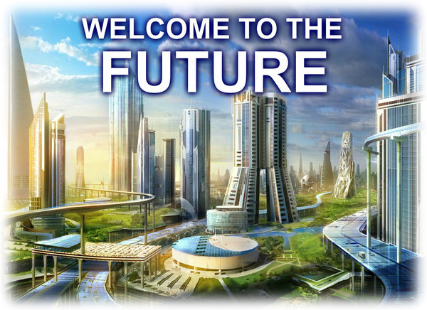 Future City (Edit) (Blurred Edges)