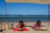 La plage aux dunes de Dovela - 2012-04-28 - 75154574