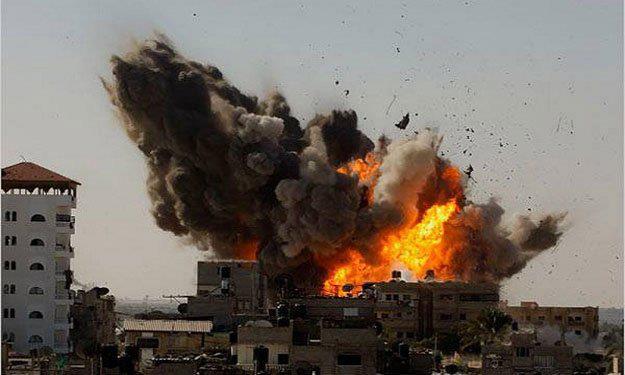 Resultado de imagem para syria explosion
