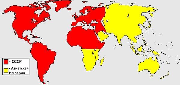 Карта Противостояния 2