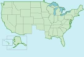 Image The United States Without Texasjpg Future FANDOM - Us map without texas