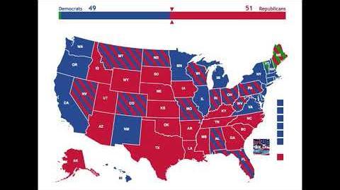 The Republican Dream Scenario for the 2018 Senate Elections