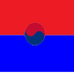 West Korean flag