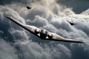 Бомбардировщики США
