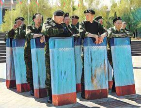 Крымские легионеры