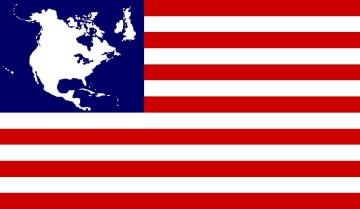Future US Flag