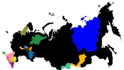 Russian Republics 2049 SFMG