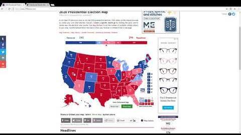 2020 Swing State Analysis- Nevada