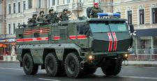 Росгвардия в Москве