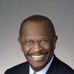 <b>Herman Cain</b> of Georgia