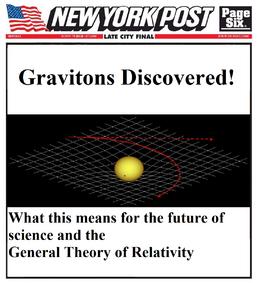 Post gravitons