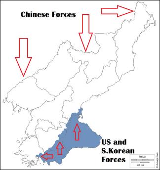 N.korea war
