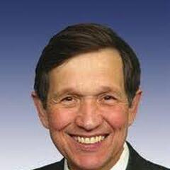 Dennis Kucinich, US Representative from Ohio
