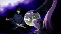 Yuno and Yuuki reunited and creating a new world together