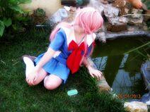 Yuno gasai cosplay by 9anasofisakura9-d65o832