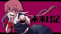 Yuno gasai the future diary by asunasaokirito-d8tlrj2