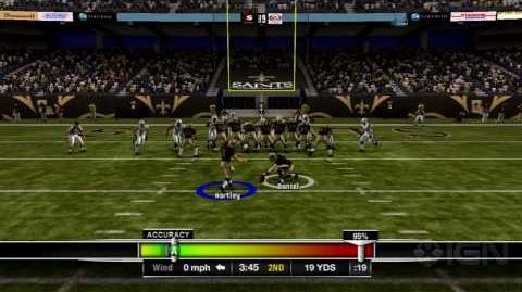Madden NFL 11 Demo - IGN Live E3 2010
