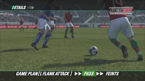 PES 2011 - Official Gameplay Trailer