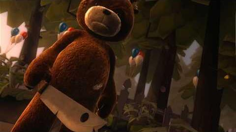 Naughty Bear Launch Trailer 6 22 2010 (HD)