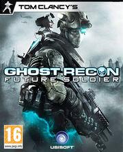Ghost Recon Future Soldier Cover