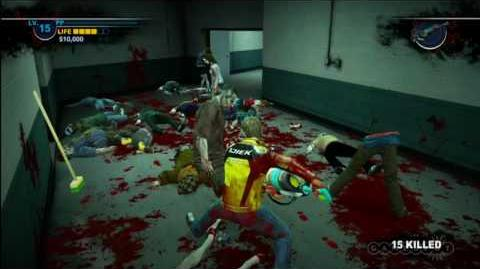 Dead Rising 2 Weapons Combo Demo by GameSpot