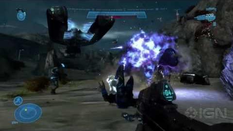 Halo Reach Demo - E3 2010