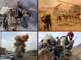 Guerra contra el Terrorismo (Un futuro distinto para el mundo)