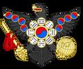 Escudo del Segundo Imperio Coreano