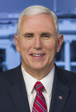 Mike Pence official portrait (cropped)