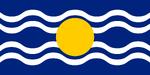 Bandera de la Federación de las Indias Occidentales