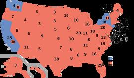 Elección 2020 (IA)