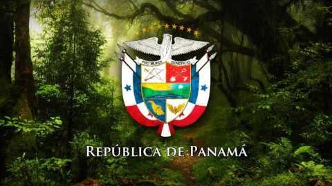 """Panamanian Patriotic Song - """"Marcha Panamá"""" (Instrumental)"""