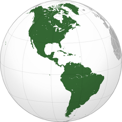 Imperio Americano mapa