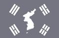 Corea Galáctica Flag