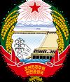 Escudo Corea del Norte