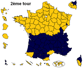 Election presidentielle France 2017-2eme tour