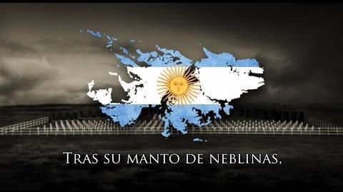 "Regional Anthem of Islas Malvinas - ""Marcha de las Malvinas"""