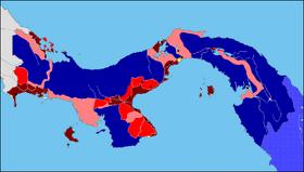 Mapa GDEP18
