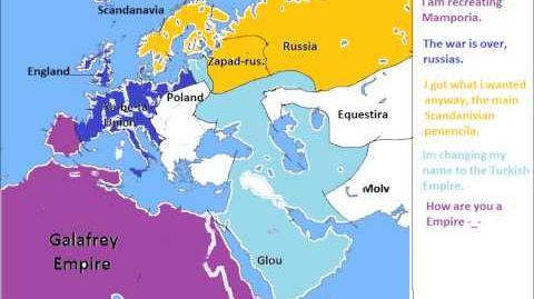 Future of Europe Euro War 1 2-1