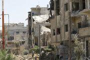 Damascus seige