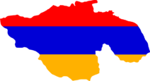 Map of greater Armenia