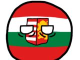 Hungarian-Bulgarian Commonwealthball