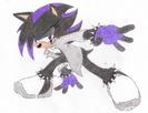 Luna the hedgehog - Copy