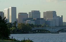 Dulles city