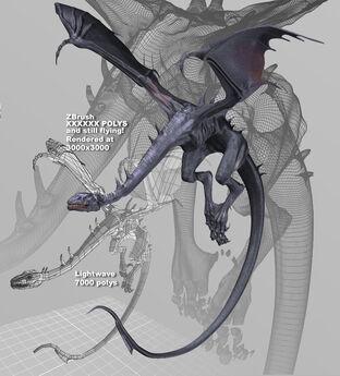 Fell dragons