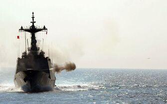 Batalla naval eeuu vs mexico