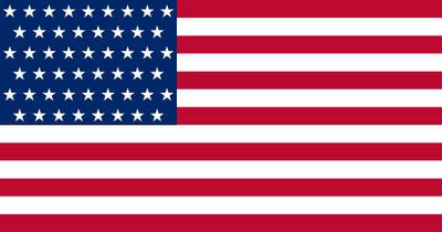 US 51 flag