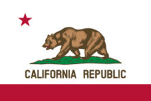 250px-Flag of California