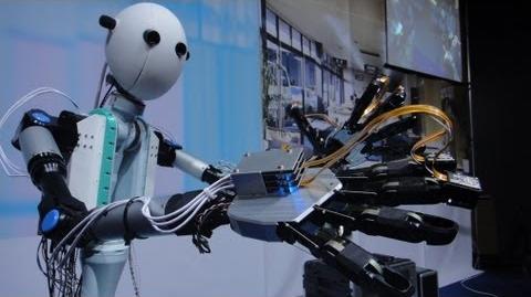 Telexistence Robot Avatar Transmits Sight, Hearing and Touch - TELESAR V