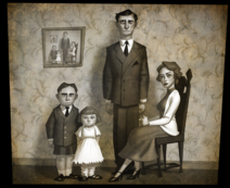 Rodzina Strickland